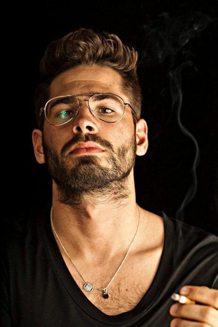 elegantes-Modell-Brillen-ohne-Stärke-für-Herren
