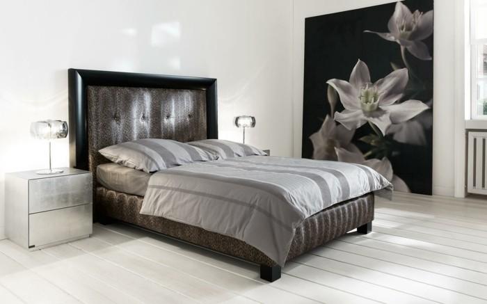 elegantes-modell-schlafzimmer-bett-mit-stauraum-weiße-wände