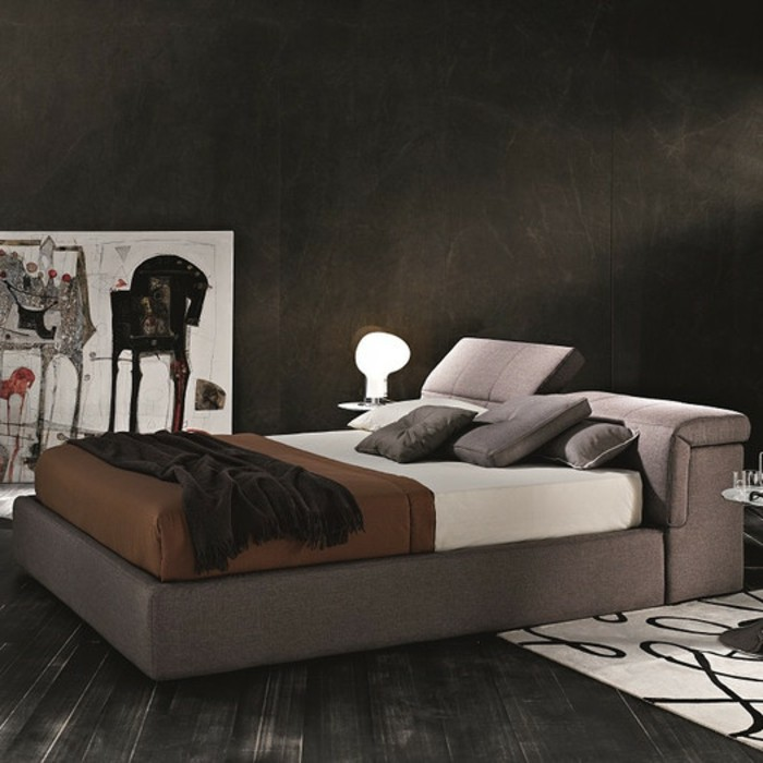 stunning schlafzimmer bett mit bettkasten images house. Black Bedroom Furniture Sets. Home Design Ideas