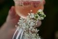 43 fantastische Beispiele für Weinglas mit Dekoration