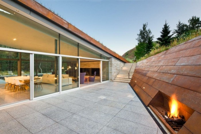garten-terrasse-wunderschönes-design-modernes-exterieur