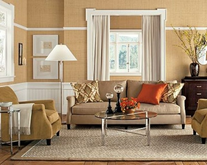 Living Room Ideas With Fur