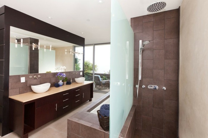 120 moderne designs von glaswand dusche! - archzine, Hause ideen
