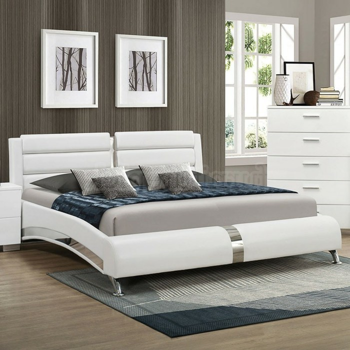 festnight polsterbett doppelbett bett ehebett aus kunstleder mit bettkasten 140x200cm ohne. Black Bedroom Furniture Sets. Home Design Ideas