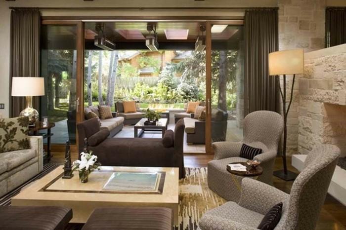 gemütliches-ambiente-im-wohnzimmer-schöne-wohnideen