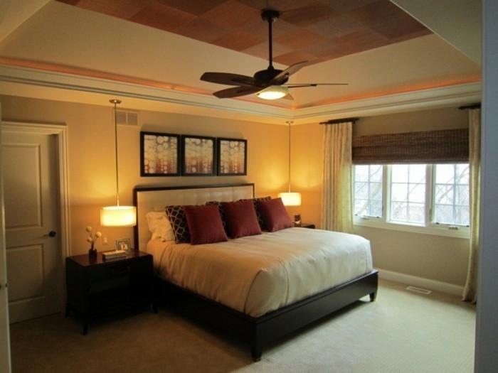 Schick gemutliches schlafzimmer begriff - Gemutliches schlafzimmer ...