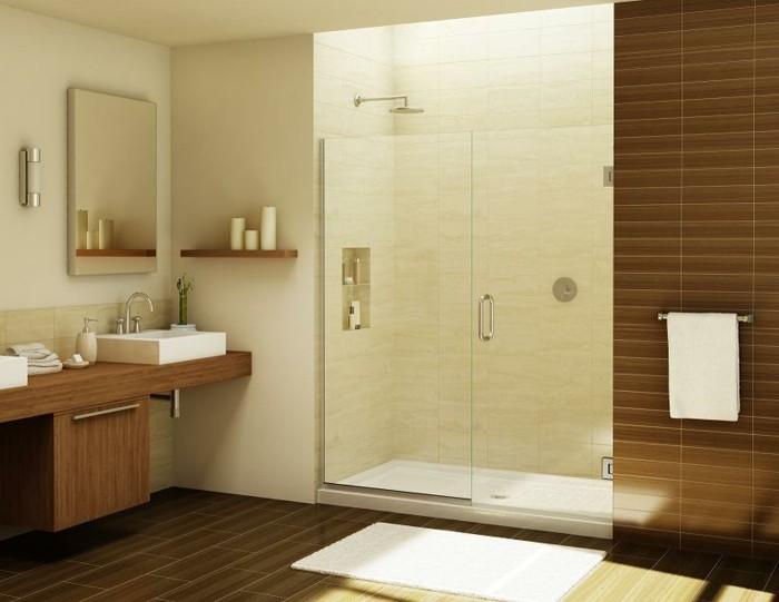 glasduschwand-interessantes-badewanne-schöne-gestaltung