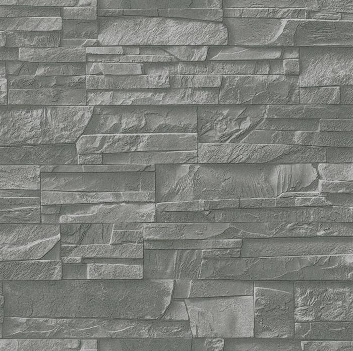 graue-gestaltung-3d-vliestapete-steinoptik-originelle-ausstattung