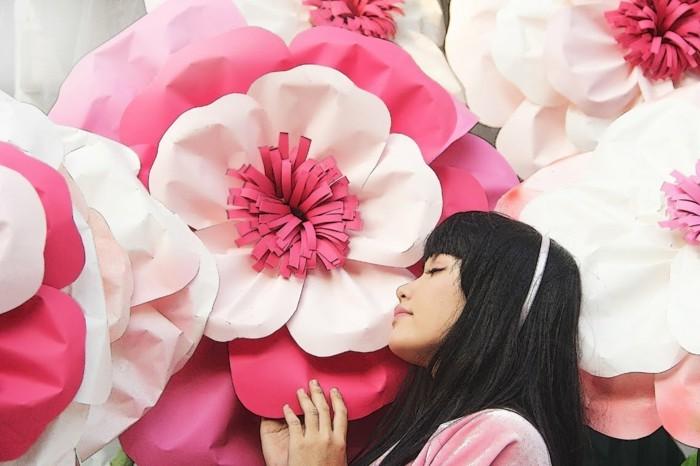 herrliche-blumen-in-pink-und-weiß-attraktive-diy-ideen