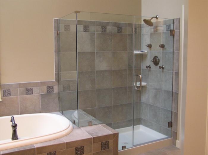 Das Minibad | Zuhause Wohnen – menerima.info | {Modernes bad mit eckbadewanne und dusche 94}