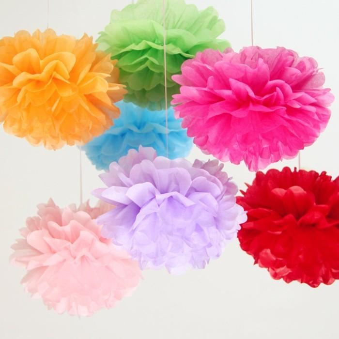 herrliche-gestaltung-bunte-lustige-papierblumen-basteln
