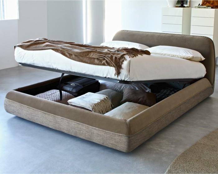 Was macht das Polsterbett mit Bettkasten so speziell ...