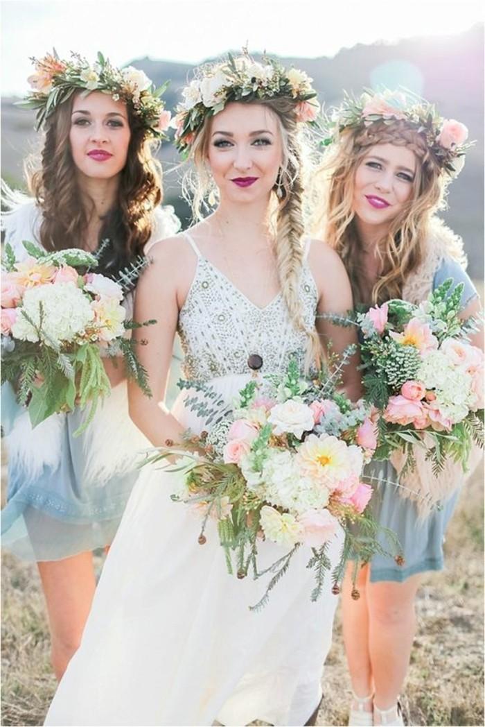 Haarschmuck Mit Blumen Fur Braute 50 Bilder Archzine Net