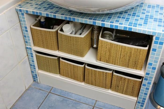 Die Qual Der Wahl: Waschtisch Selber Bauen Oder Kaufen? - Archzine.net Diy Badezimmer