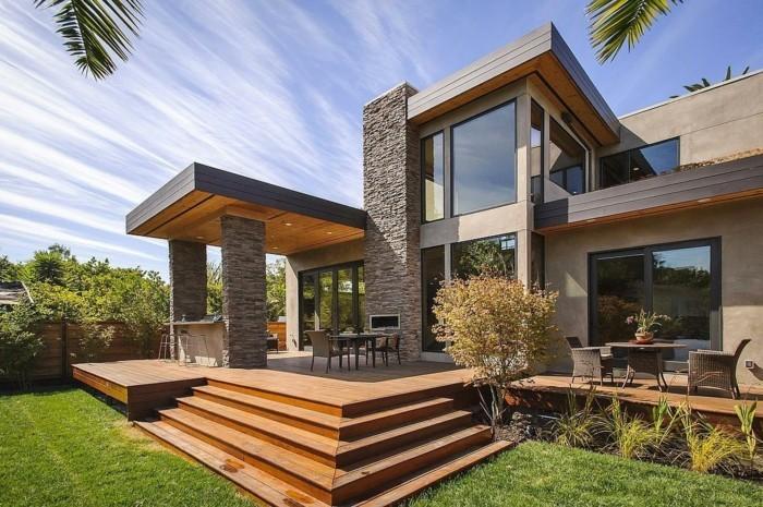 interessante-moderne-terrasse-anlegen-grüner-gras-schönes-ambiente
