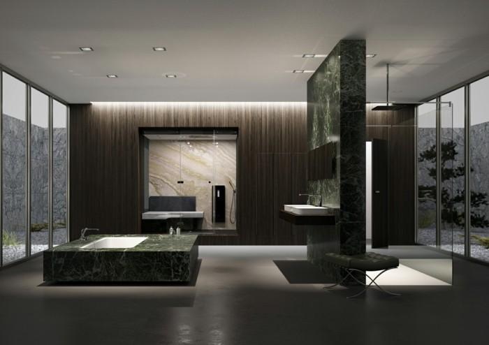 garten modern kies bad unterschrank selber bauen indirekte beleuchtung im luxurisen - Bad Unterschrank Selber Bauen