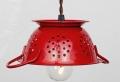 Die rote Lampe und ihre mysteriöse Schönheit