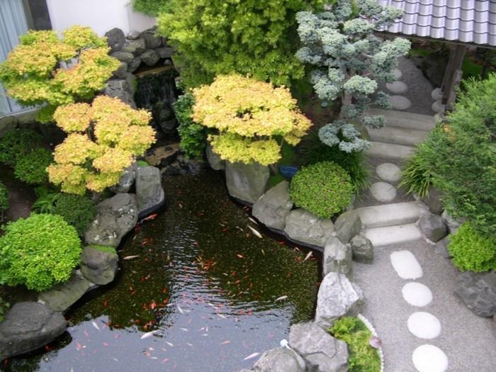 kleine-gärten-gestalten-wunderschönes-modell-terrasse-gestalten