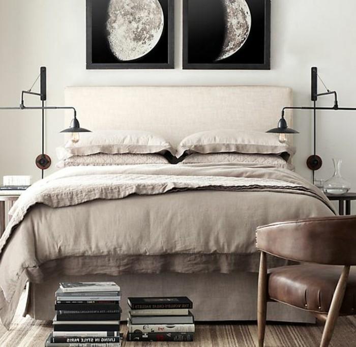 kleines-schlafzimmer-einrichten-polsterbett-mit-bettkasten