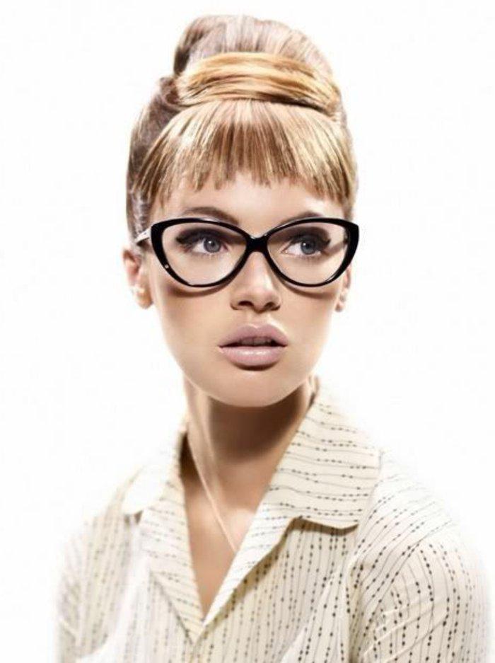 kokettes-Modell-retro-Brillen-für-Frauen