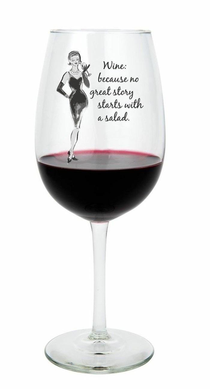 lustige-Idee-für-Rotweingläser-Dekoration