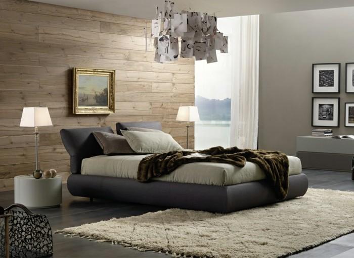 schlafzimmer betten mit stauraum. Black Bedroom Furniture Sets. Home Design Ideas