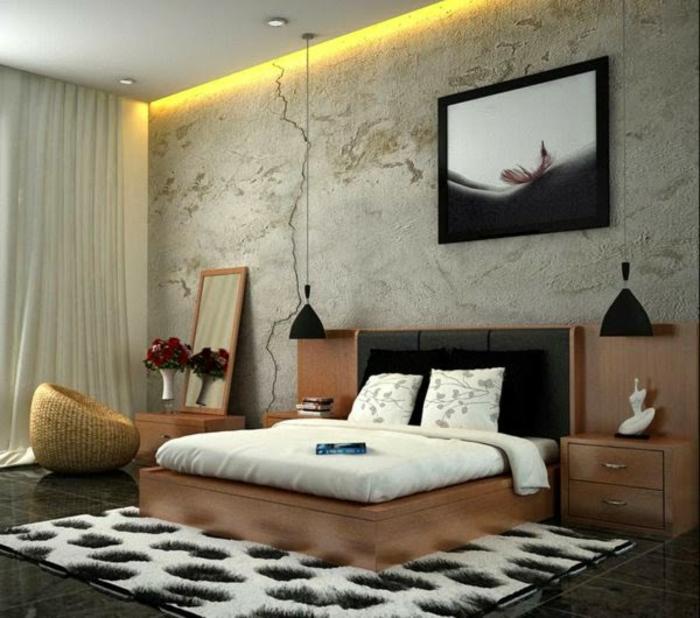 luxus-schlafzimmer-mit-deckenleuchten