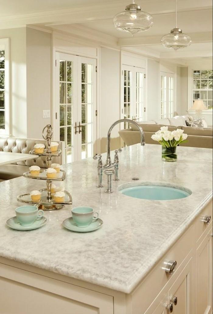 marmor-arbeitsplatte-und-küchengestaltung
