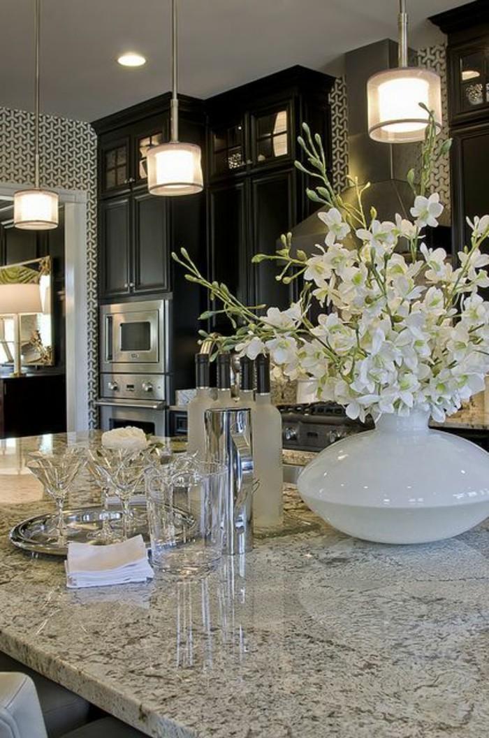 marmor-platte-moderne-küche