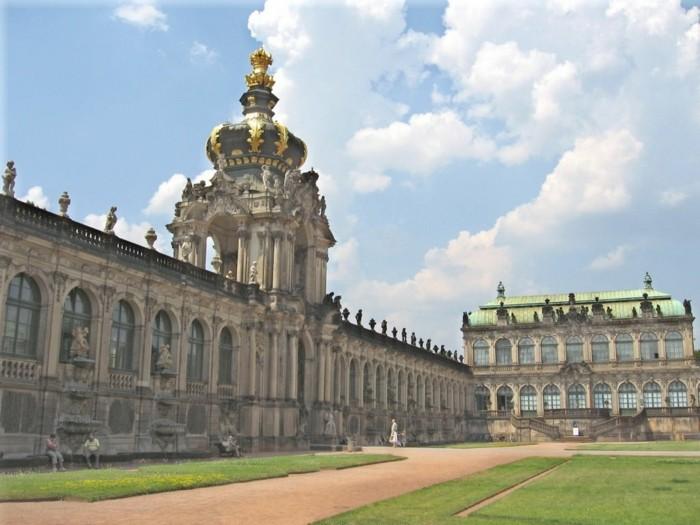 20 bauwerke der barock architektur - Dresden architektur ...