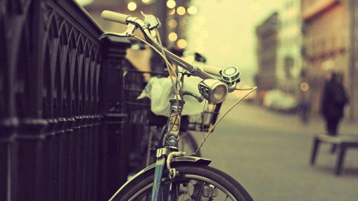 mit-retro-Fahrrad-durch-die-Stadt-fahren