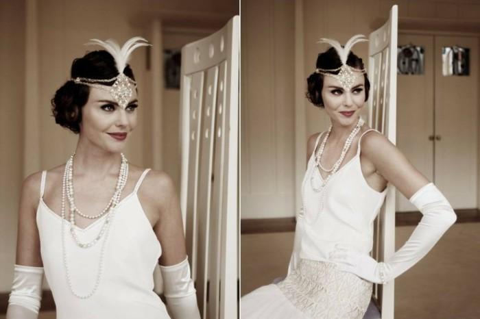 mode-der-20er-sehr-effektvolles-weißes-kleid-heirat