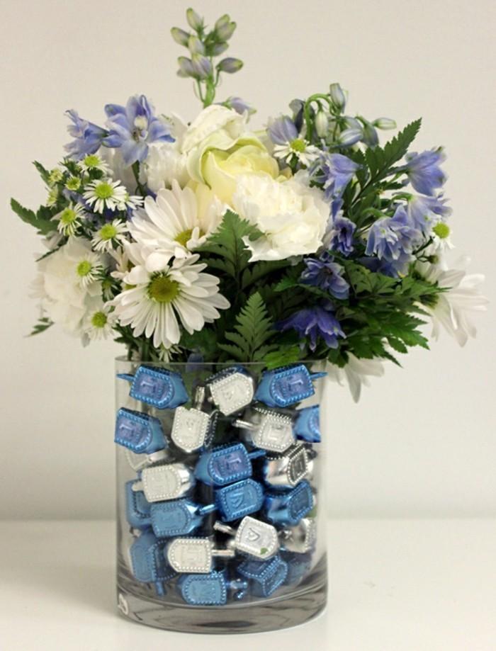 moderne-deko-ideen-diy-gestaltung-herrliche-blumen-in-vase