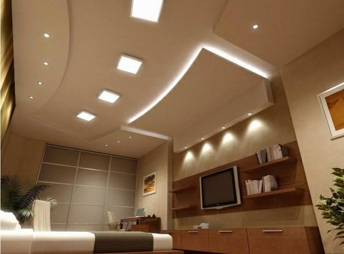 moderne-und-schöne-deckenleuchten-herrliches-schlafzimmer