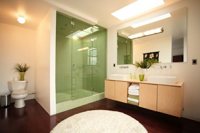 modernes-design-badezimmer-duschkabinen-aus-glas