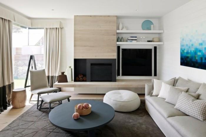 115 Schone Ideen Fur Wohnzimmer In Beige Archzine Net