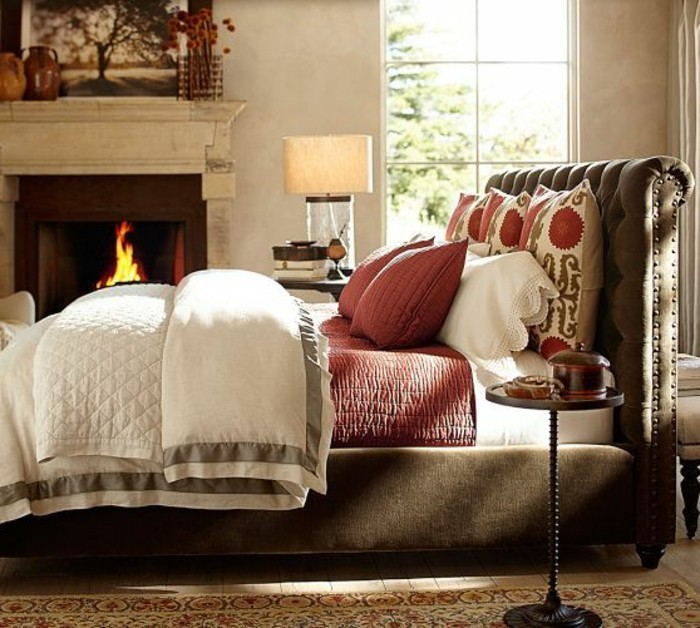 polsterbett-mit-bettkasten-gemütliches-schlafzimmer-gestalten