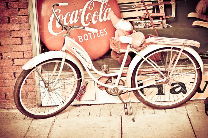 retro-Fahrrad-mit-fantastischem-Design