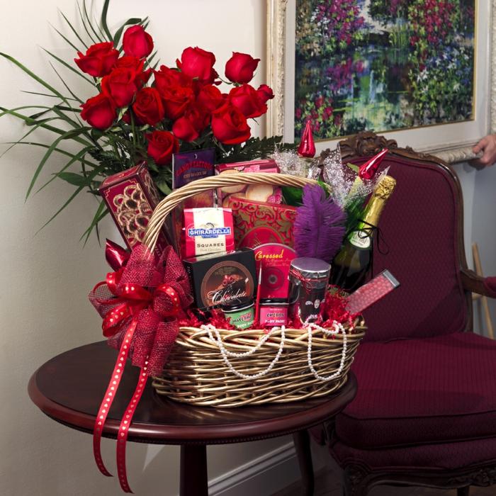 Geschenkkorb das perfekte geschenk f r jede feier for Einweihungsgeschenk ideen