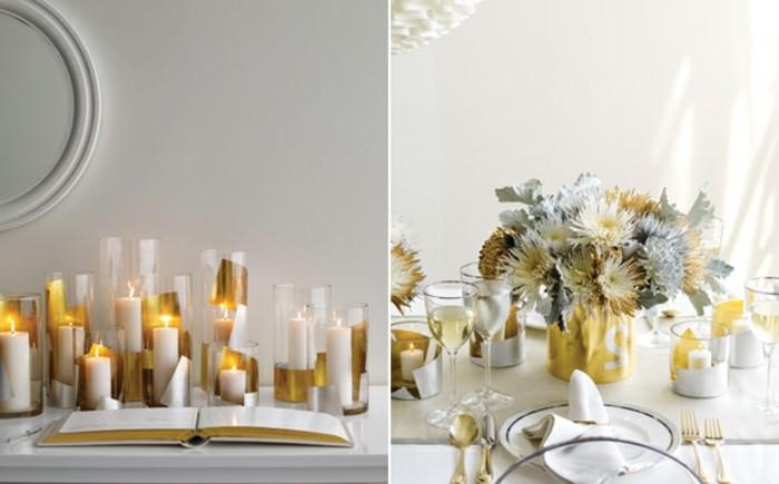 romantische-kerzen-weiße-gestaltung-zimmer-dekorieren