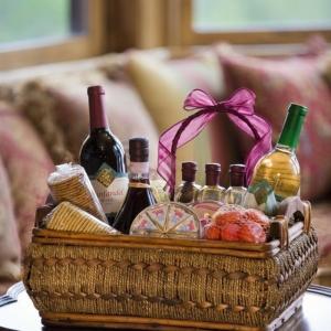 Geschenkkorb - das perfekte Geschenk für jede Feier!