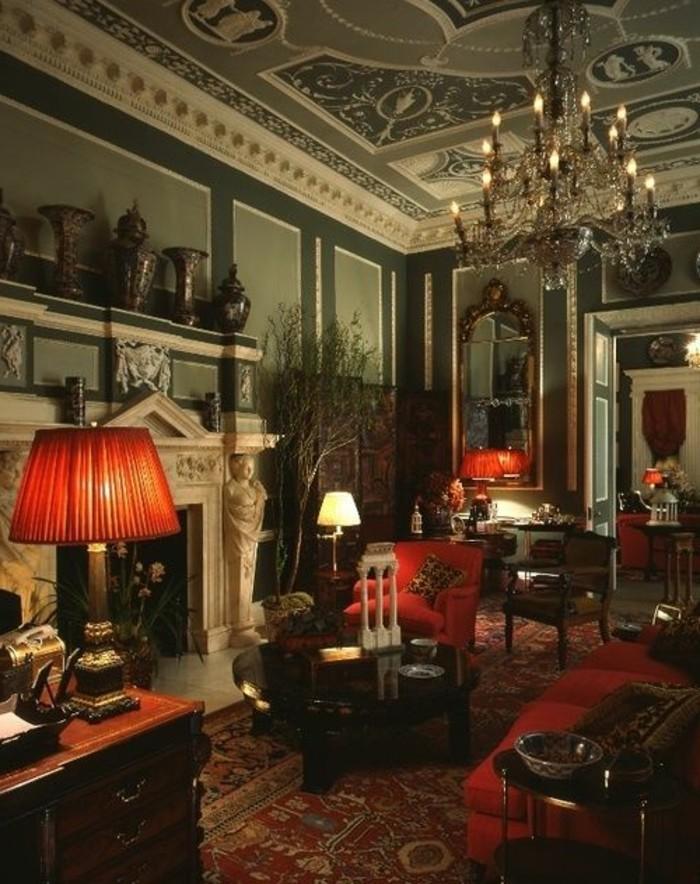 rote-Lampen-für-eine-orientalische-Atmosphäre