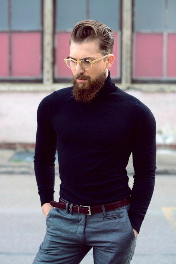 rundförmige-gelbe-Hipster-Brillen-für-Männer