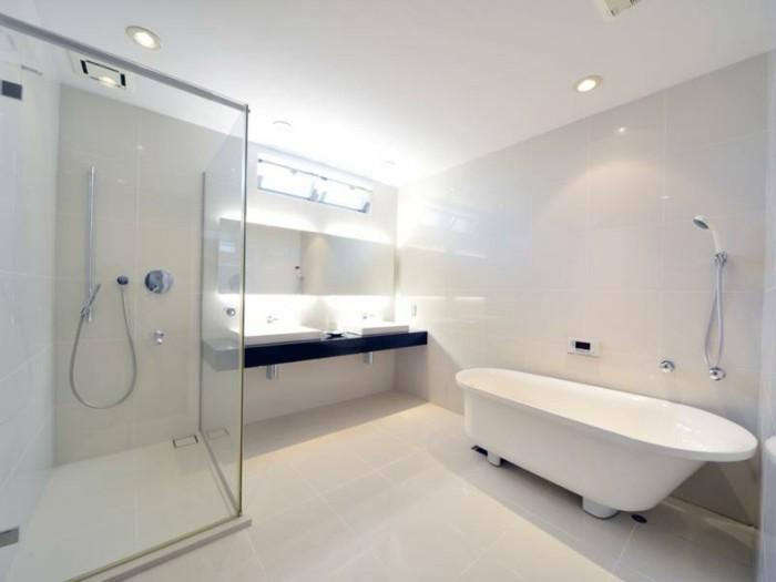 schöne-gläserne-duschwand-weißes-badezimmer-gestalten