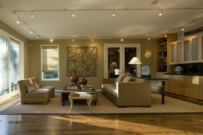 Einrichtungsideen wohnzimmer gardinen - Streichideen wohnzimmer ...