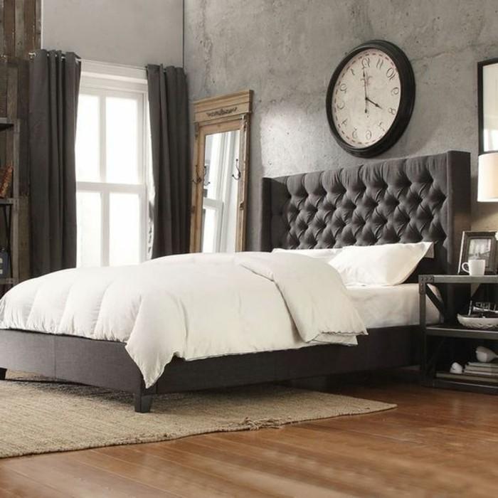 schlafzimmer mit polsterbett - tagify.us - tagify.us. komplett ...