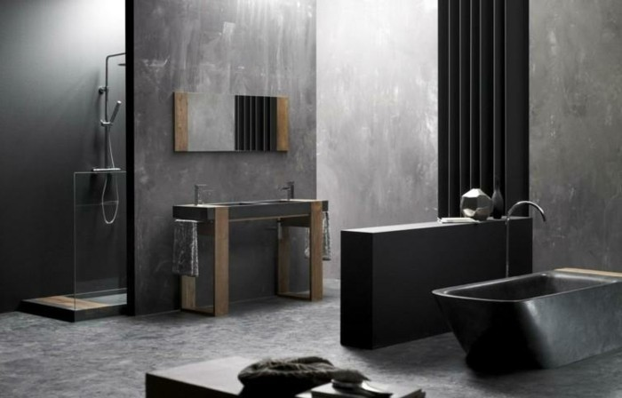 Waschtisch Holz Selber Bauen ~ Waschtisch Holz Selber Bauen  Moderne Beton Waschtischplatte