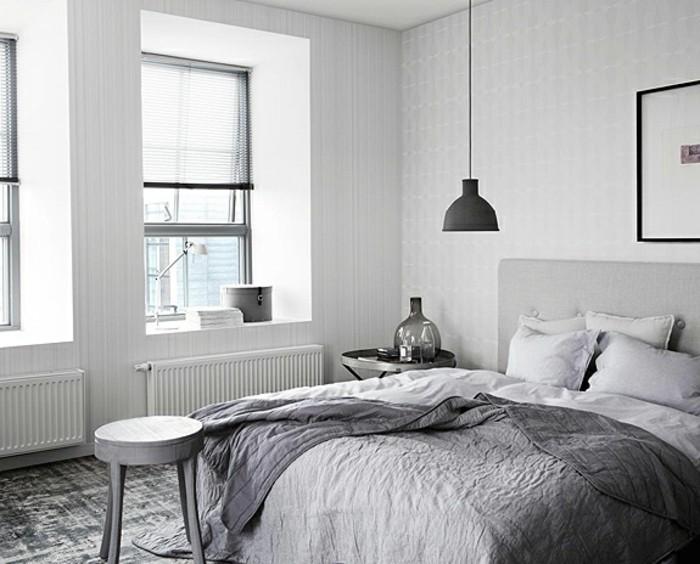 schlafzimmer-lampe-über-dem-bett-modernes-design