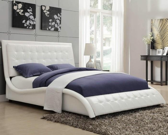 modernes bett modernes bett with modernes bett excellent. Black Bedroom Furniture Sets. Home Design Ideas