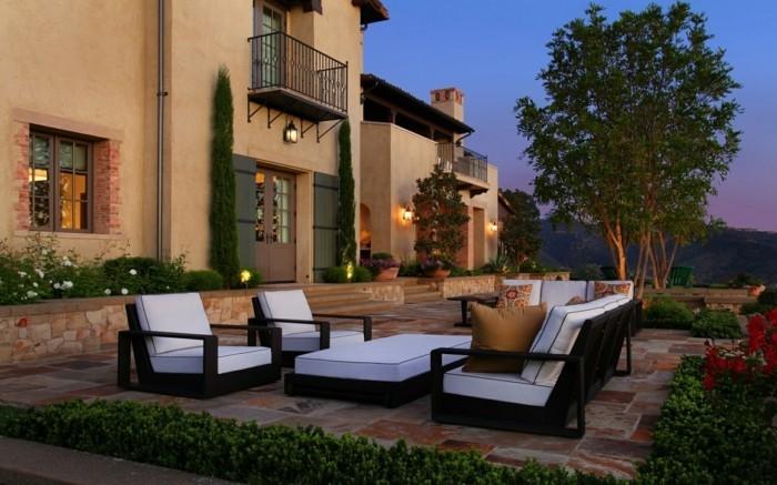 diese 140 terrassengestaltung ideen sind echt cool. Black Bedroom Furniture Sets. Home Design Ideas